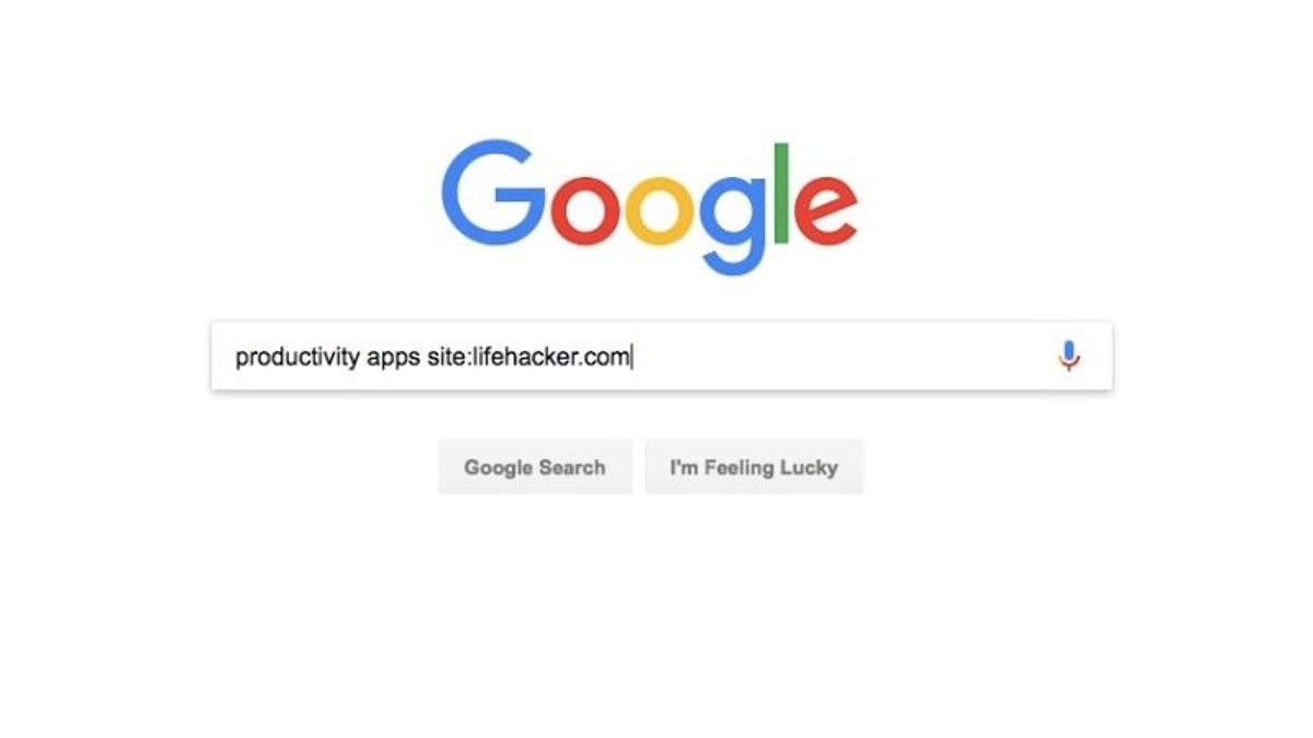 Con estos pequeños trucos lograrás los mejores resultados en tus búsquedas de Google