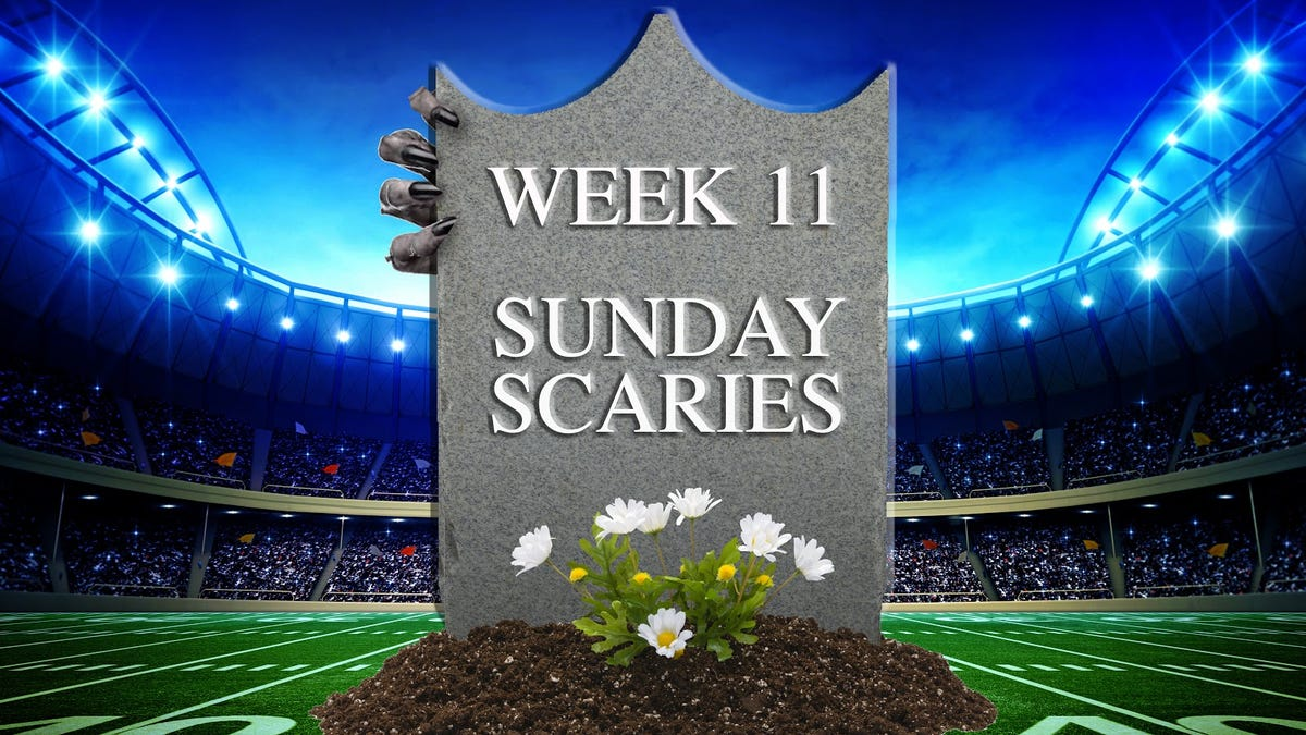 Sunday Scaries: The Week 11 bets to avoid