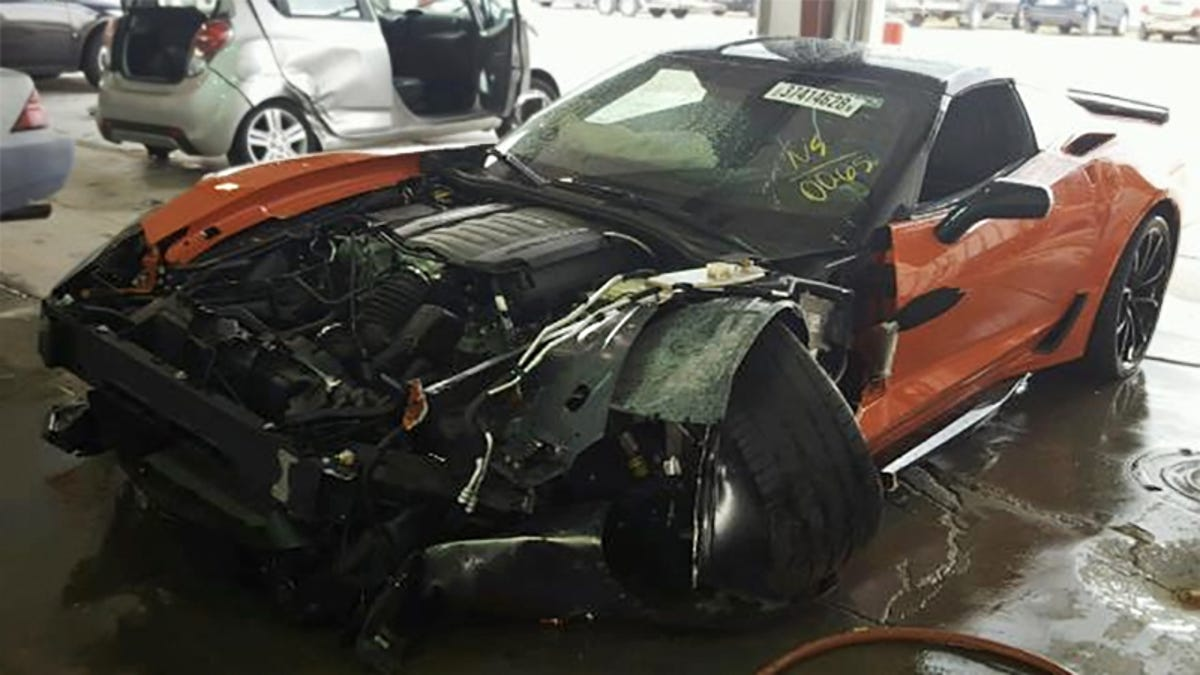 This 2019 Chevy Corvette Lived a Tragic 15 Miles [Updated]