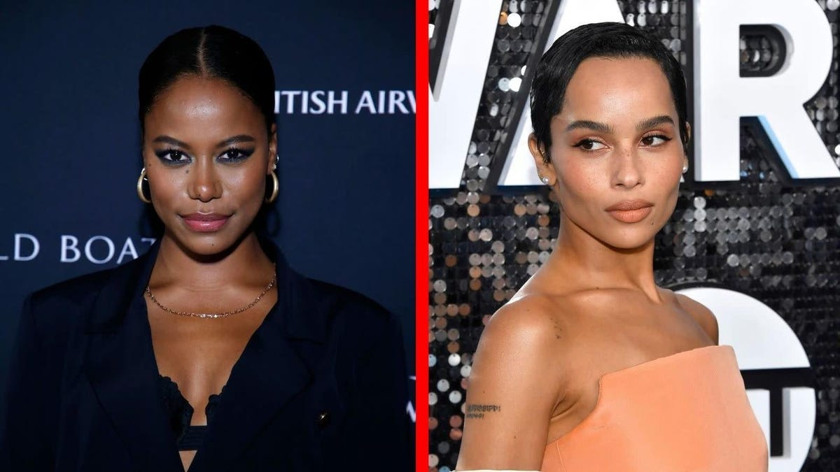 Taylour Paige and Zoë Kravitz Are 'a Thing,' the Latter Confirms