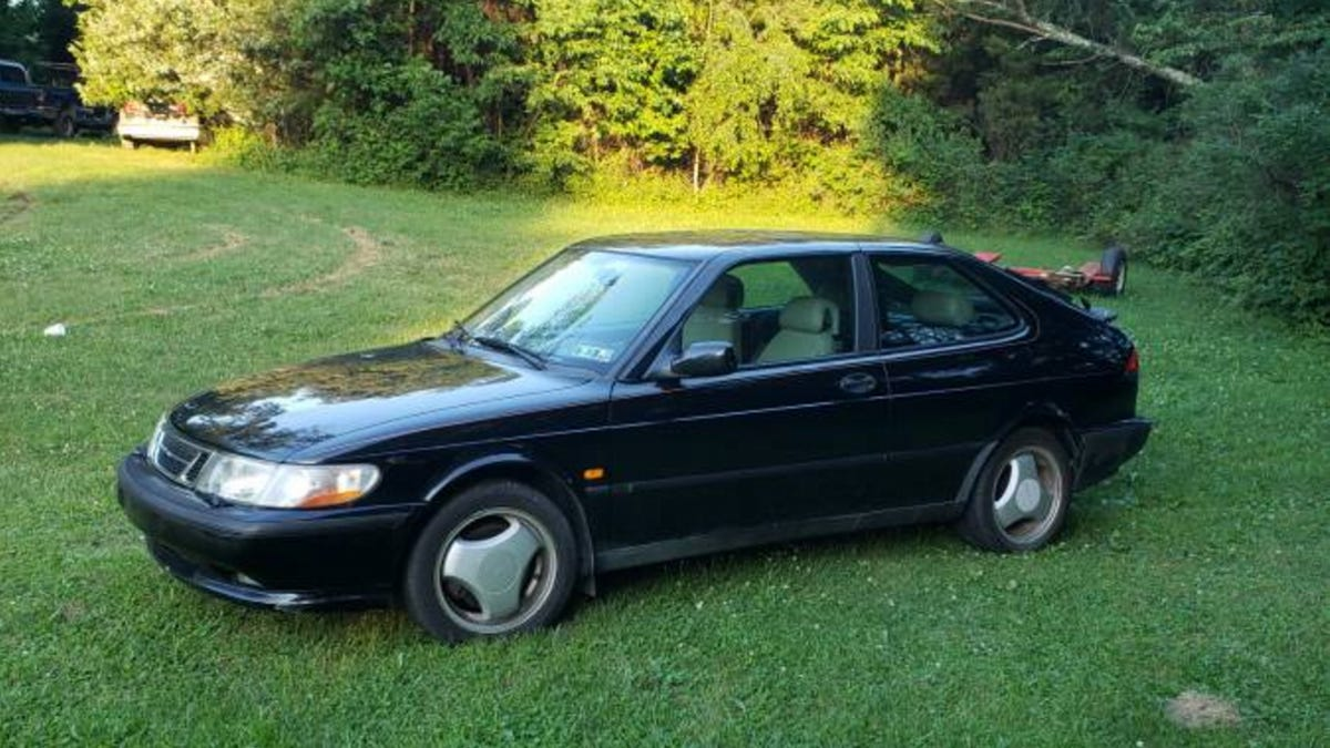 For $2,500, Could This '97 Saab 900 Talladega Be A Record Setting Deal?