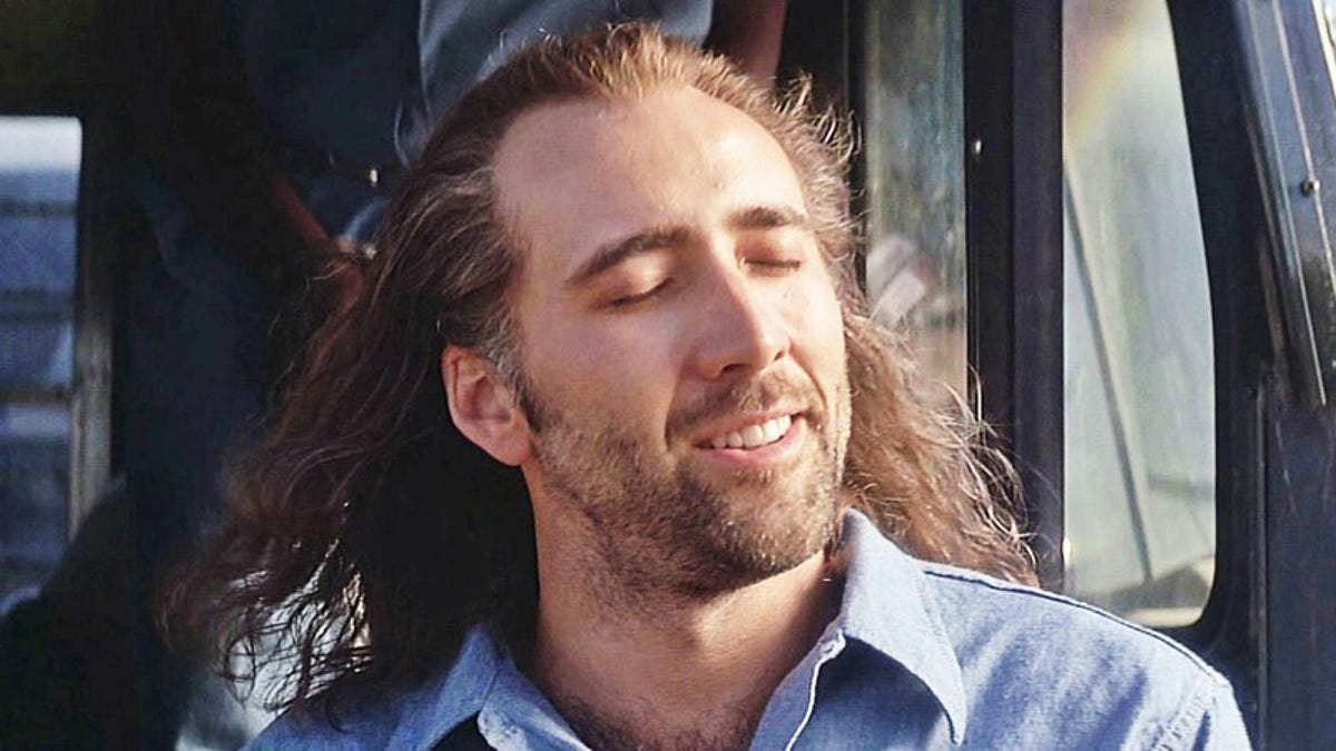 Con Air turned Nicolas Cage into the gonzo action star we never saw coming