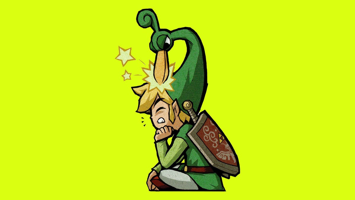 Nintendo, Please Just Let Me Play Zelda: The Minish Cap On Switch