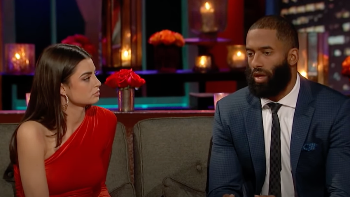 The Bachelor Finale Was an Hour of Dead Air Sprinkled With False Attempts at Anti-Racism Work