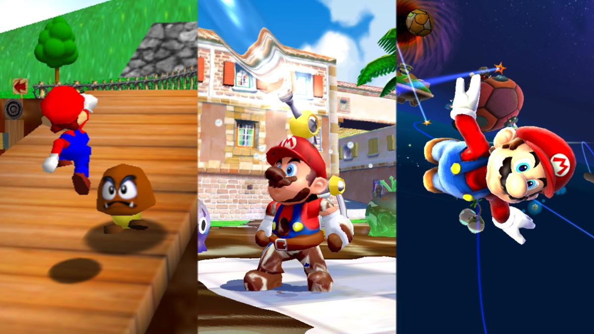 Super Mario 3D All-Stars: The Kotaku Review
