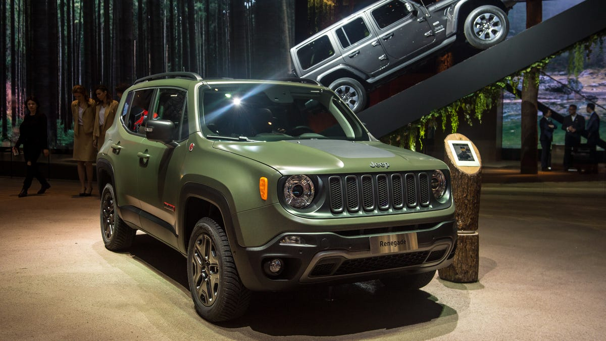 Jeep Is Planning An Ultra-Compact Suzuki Jimny Rival For 2022: Report