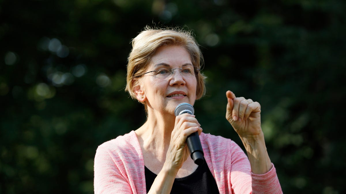 Elizabeth Warren's Medicare for All Plan Is a Vision Statement for the Future She Wants