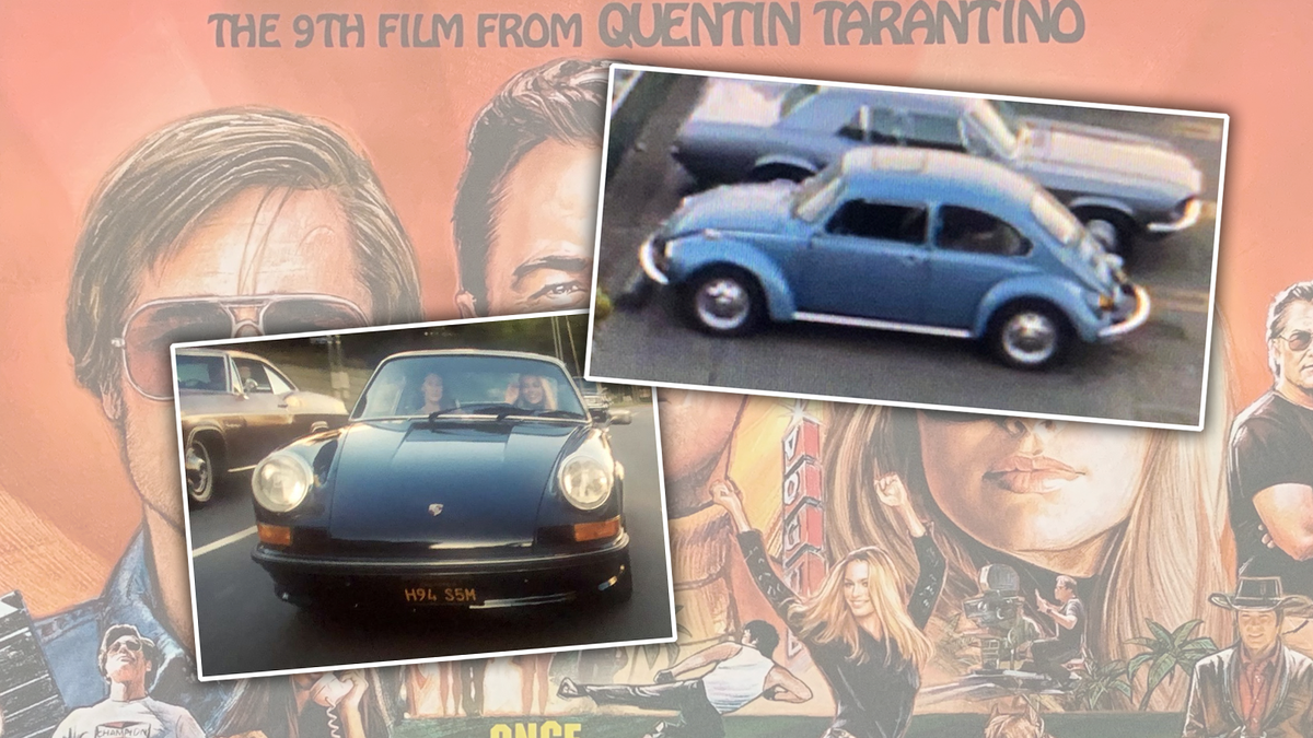 The Two Biggest Automotive Anachronisms In Tarantino's Once Upon A Time…In Hollywood Hint At An Undiscovered Subplot