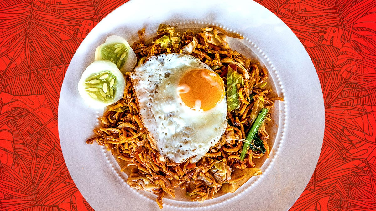 Mi Goreng belongs at the top of any noodle lover's list