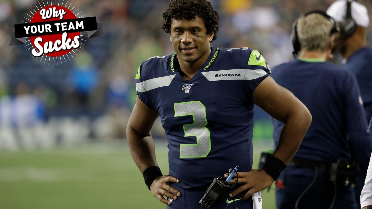 Why Your Team Sucks 2019 Seattle Seahawks