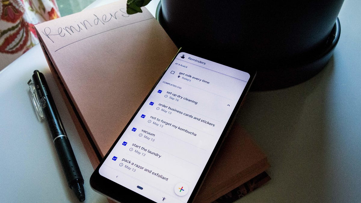The Best Ways to Use Google Assistant's Reminders