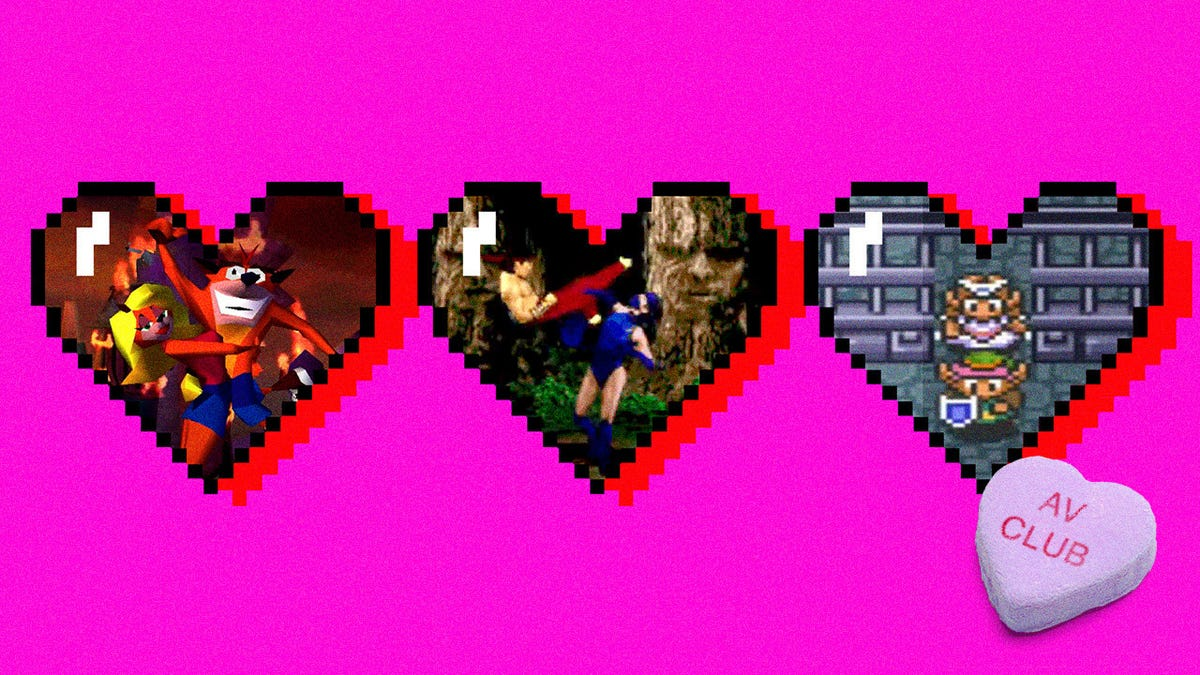 11 Classic Video Game Couples & More Gaming News