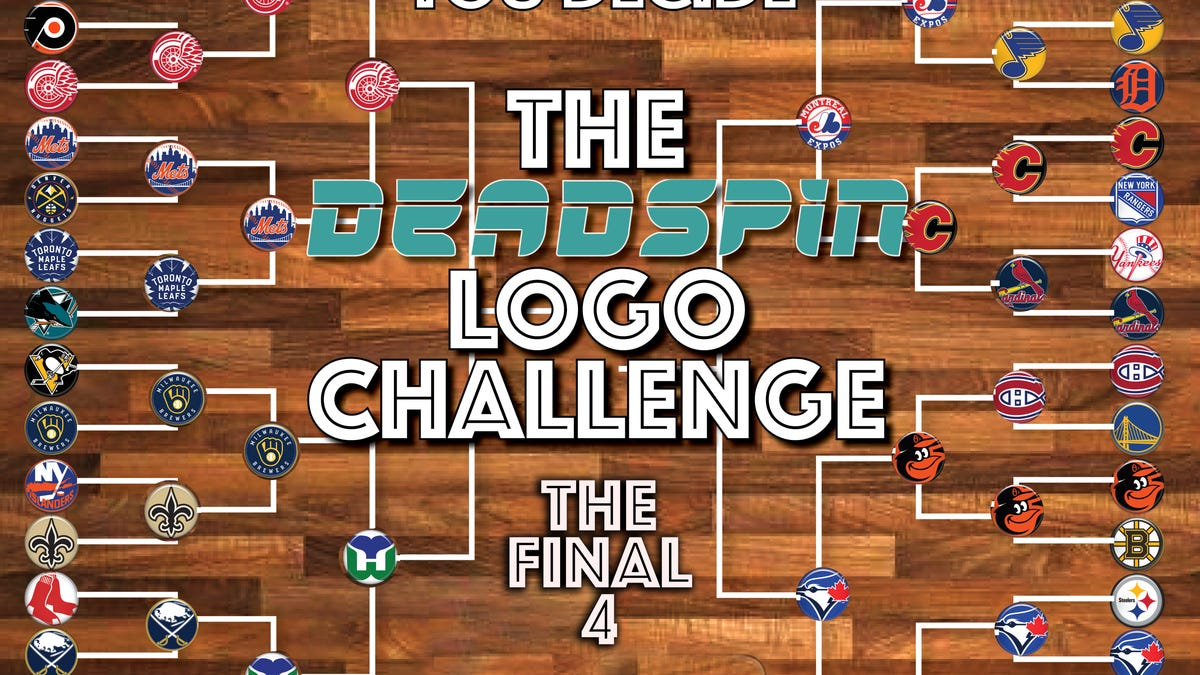 We Have Your Final 4! ... Of Sports logos That Is