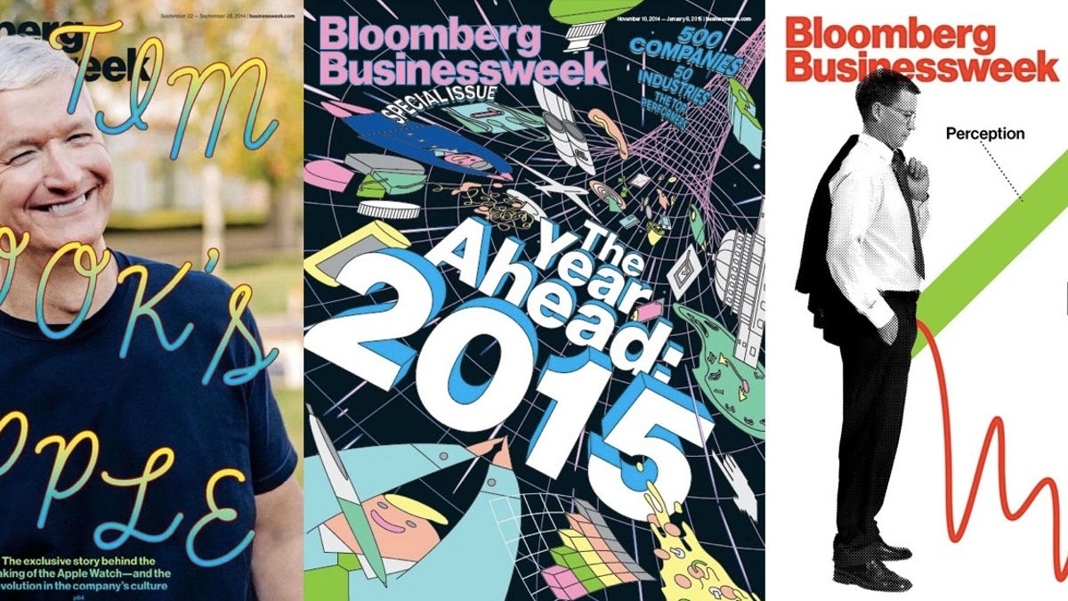 How Businessweek Is Reinventing the Magazine Cover