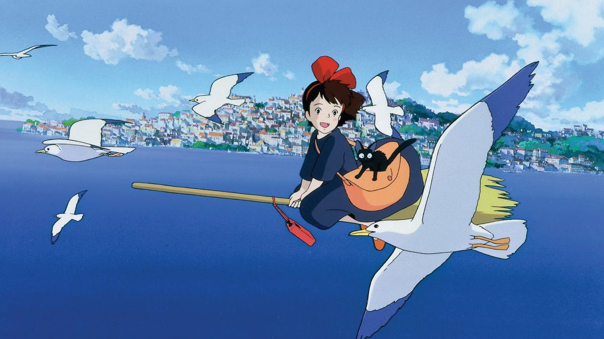 Studio Ghibli Films Will Finally Be Available To Stream, Exclusive to HBO Max