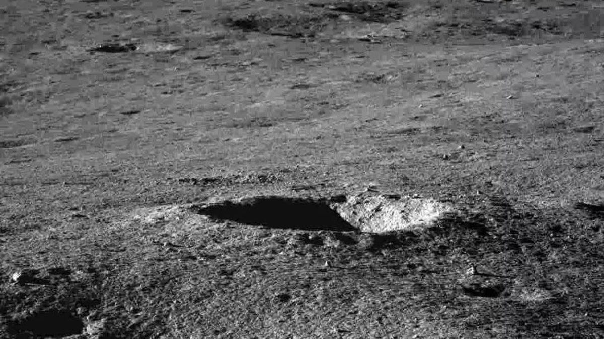 New Images of the Moon's Far Side Released as Chinese Lunar Mission Quietly Chugs Along