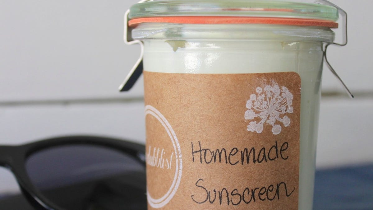 Stop Using Homemade Sunscreen Recipes You Found on Pinterest