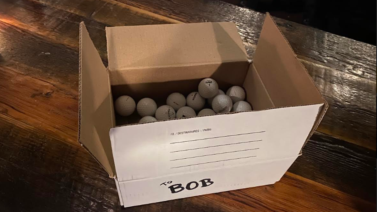 Developer On Pranking Game Awards With Golf Balls: 'It's A Boring Show'