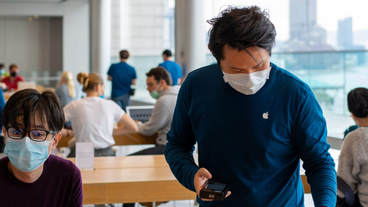 How to Unlock Your iPhone Even Faster While Wearing a Face Mask