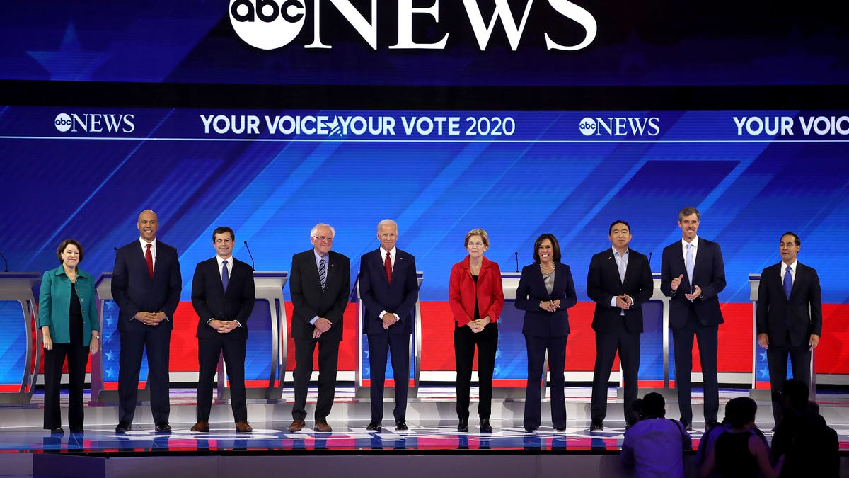 Find Out Which 2020 Democratic Candidate You Agree With Most With This Quiz