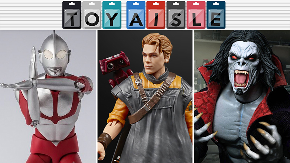 Tall Boys, Jedi Boys, and Vampy Boys Give Us the Week in Toy News