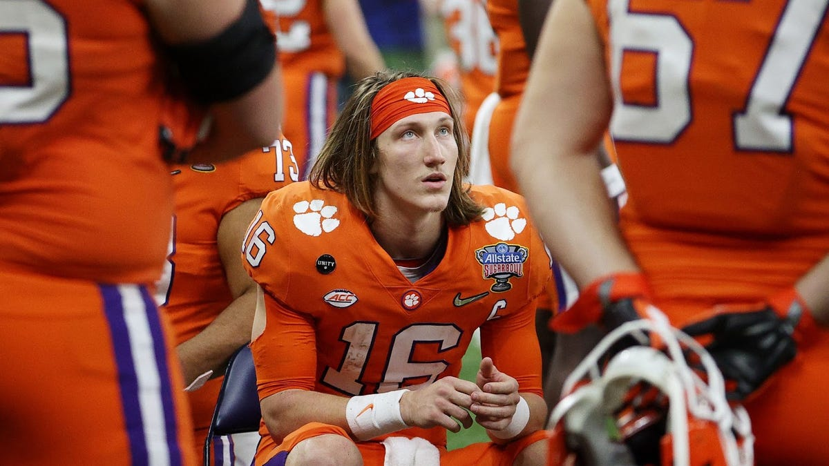 Trevor Lawrence doesn't owe you an explanation