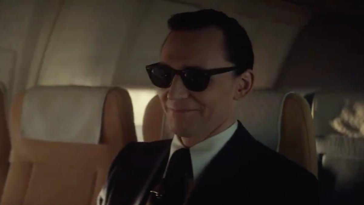 Um, Loki is D.B. Cooper in Disney+'s Loki trailer
