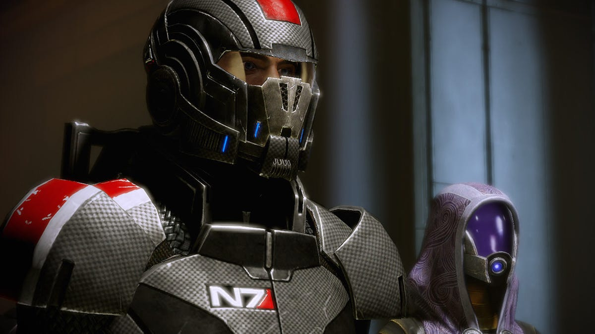 Let's Talk About How Much Mass Effect 2 Rules