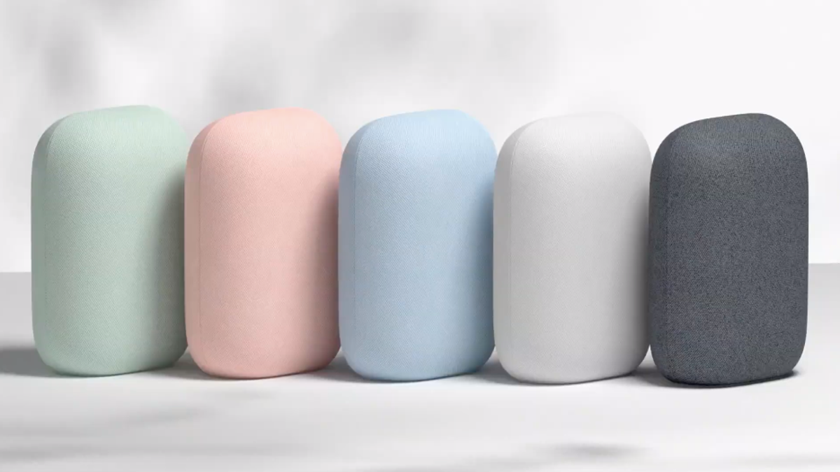 We Knew Google's Nest Audio Speaker Was Coming and Here It Is