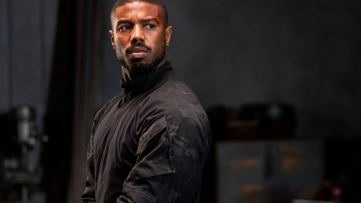 Michael B. Jordan is wasted in the Tom Clancy reboot Without Remorse