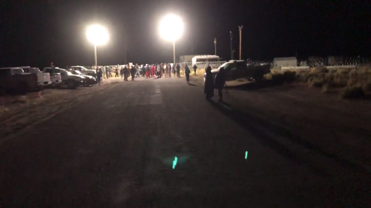 'We Stormed It. I Was Part of History Last Night'—Insider Footage of the 'Storming' of Area 51