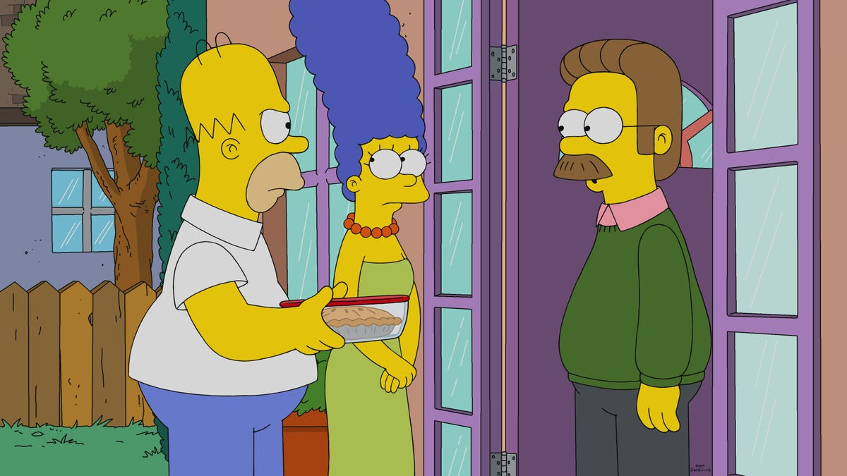 When everyone sucks, The Simpsons sucks