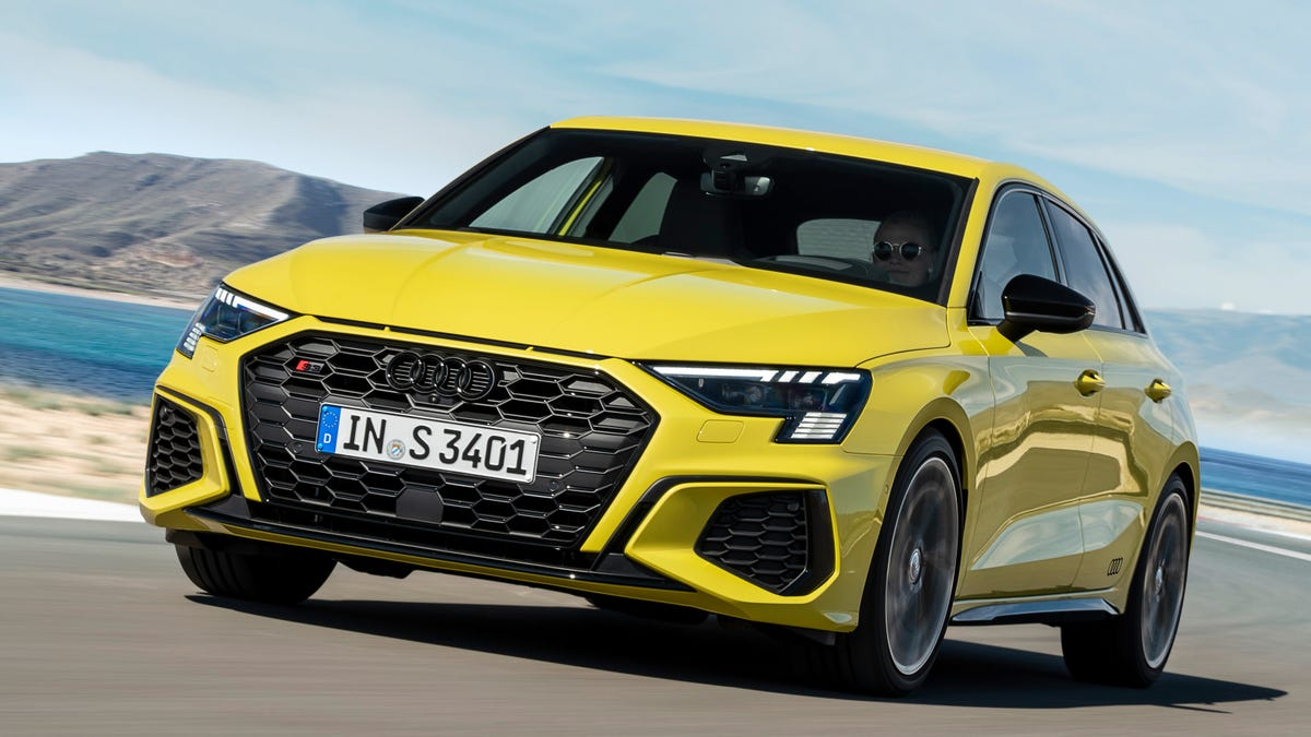 The 2021 Audi S3 Boosts To Over 300 HP While We All Wait ...