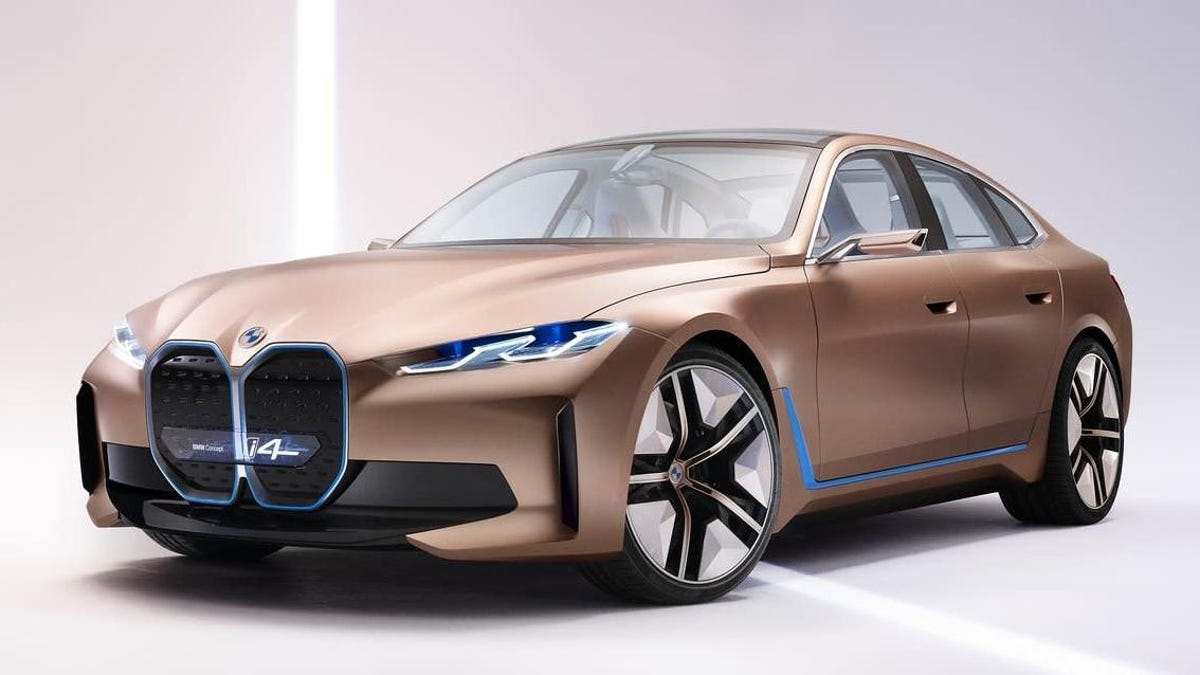 The First Electric BMW M Car Will Be Something We've Never Seen Before