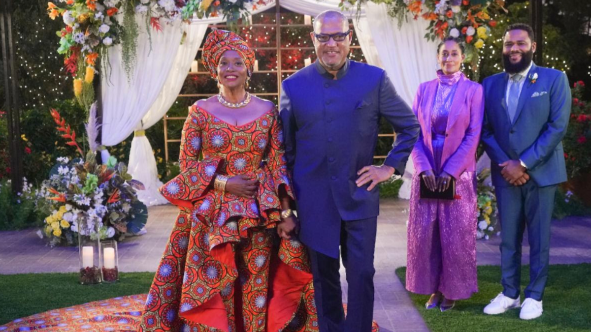 Black-ish: Pops and Ruby Are Getting Married Again! Who All Gon' Be There? Who Cookin'?