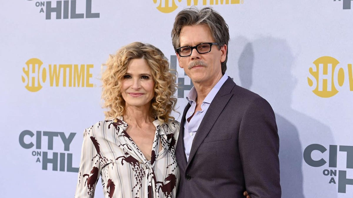 Don't Hire Kevin Bacon to Do Your Bikini Wax, Advises Kyra Sedgwick