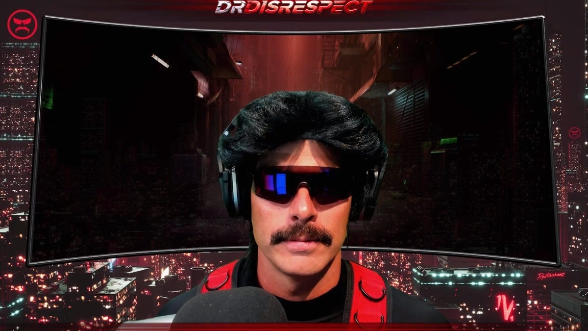 Dr Disrespect Resumes Streaming To Over 400,000 Viewers And Plenty Of Questions