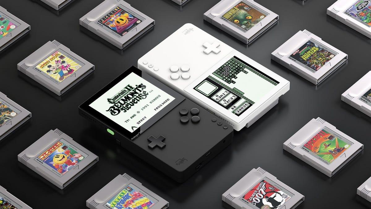 The Best Retro Console Creators Are Making A Game Boy