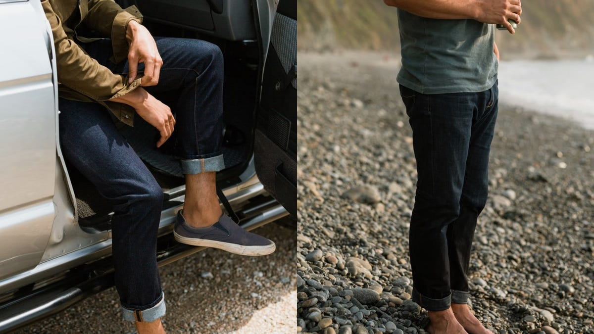 Huckberry's Blowing Out Wellen's Organic Jeans For Just $44 Per Pair