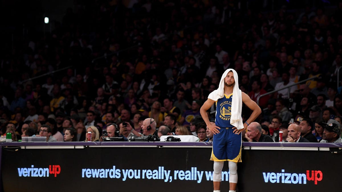 You Can't Turn Steph Curry Into James Harden