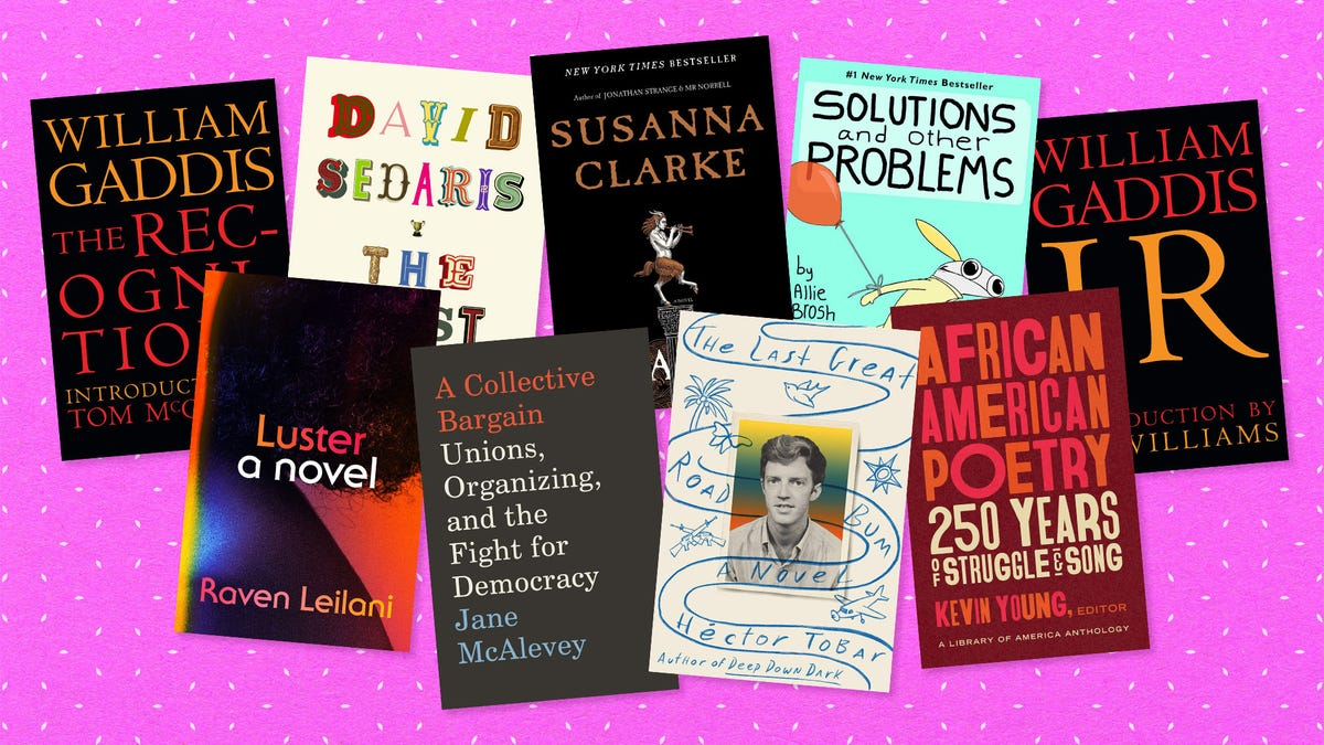 9 books to buy the readers in your life this holiday