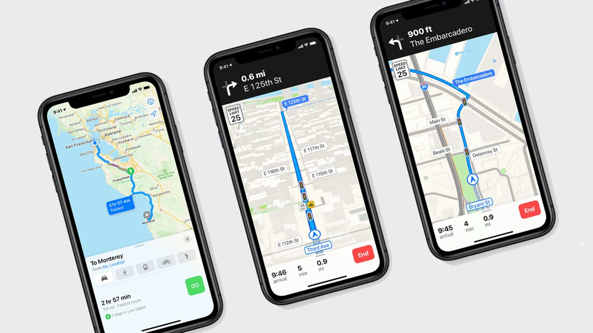 Your Phone's Navigation App is Probably Smarter Than You Think