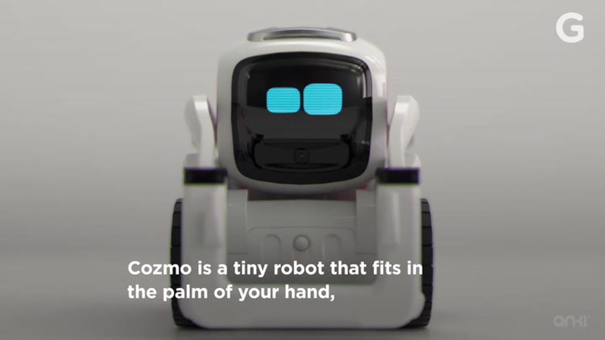 This Cute Robot Is the Coolest Toy Since Furby