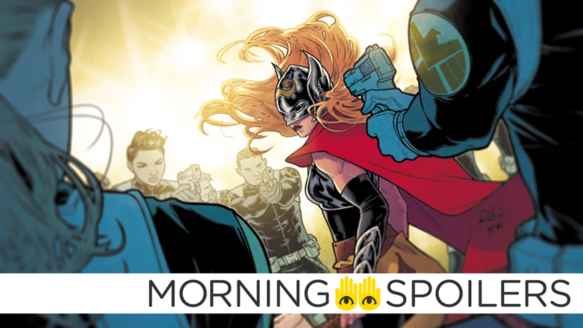 Updates From Thor: Love & Thunder, New Mutants, and More