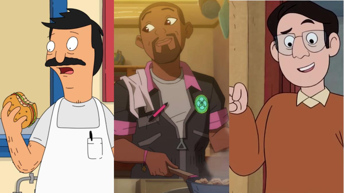 11 Cartoon Dads, Ranked