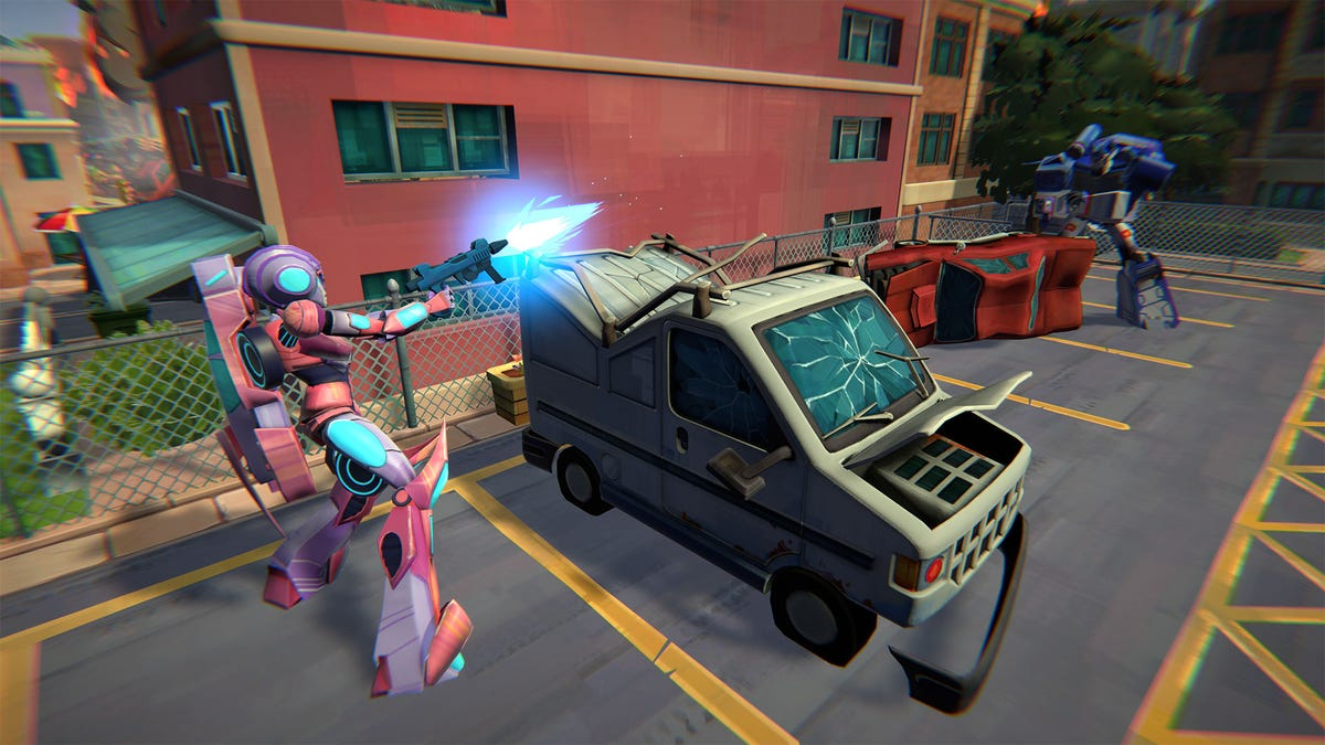 The Week In Games: Autobots Rollout! (When It's Your Turn)