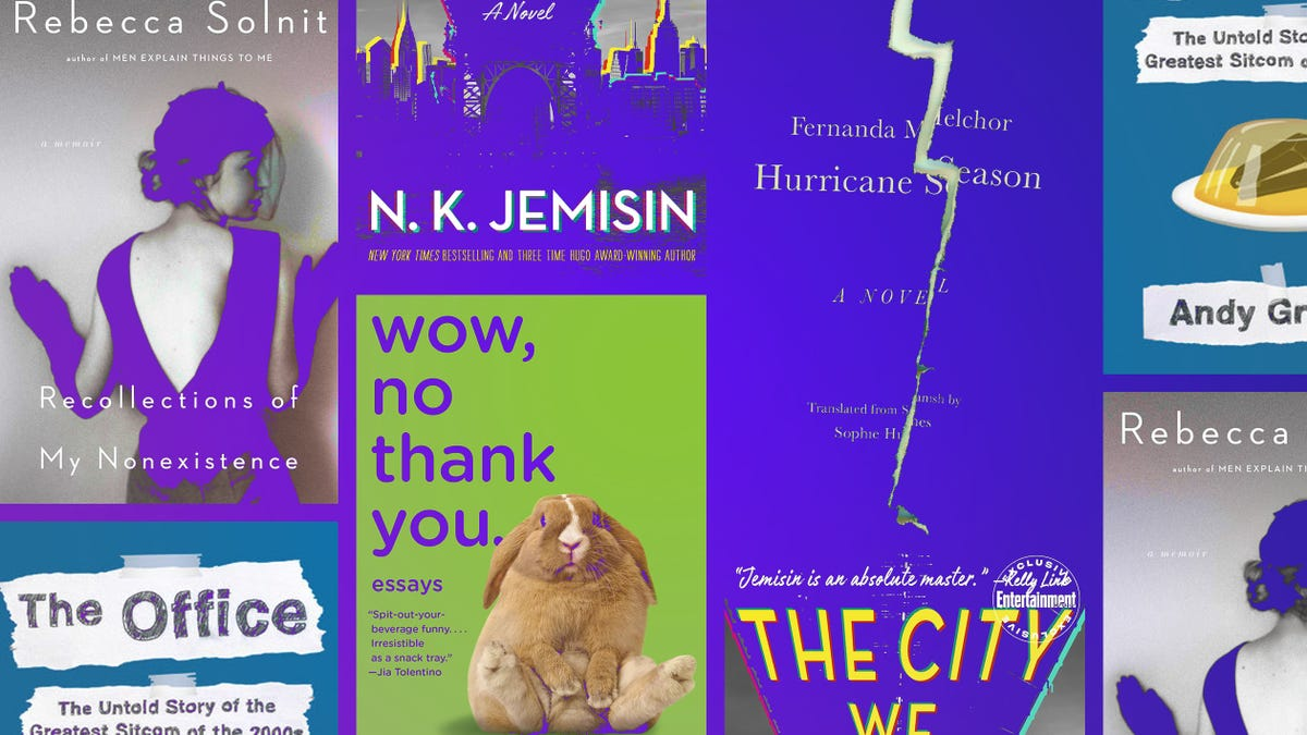 5 books to read in March: N.K. Jemisin, Samantha Irby, and more