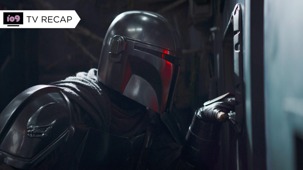 The Mandalorian Brings Big Action and Even Bigger Mysteries