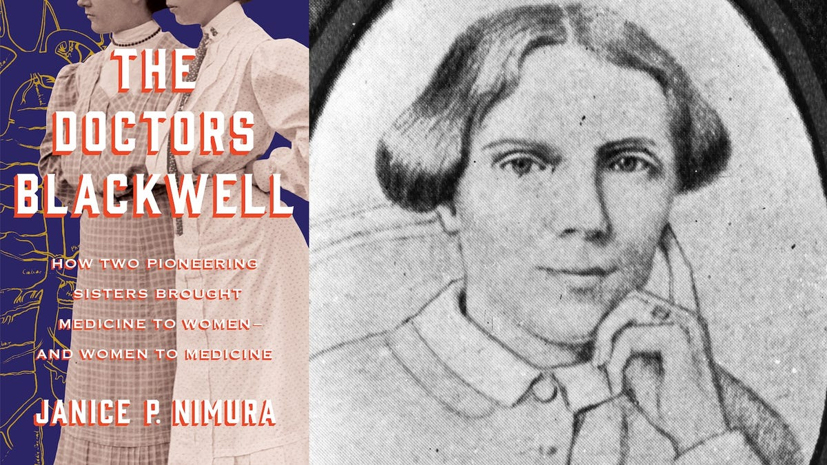 The Intertwining Lives of a Notorious Abortionist and America's First Woman Doctor