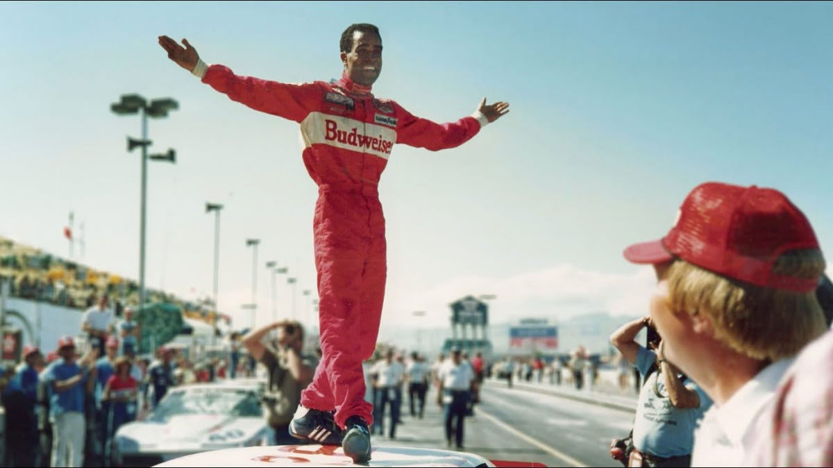 Racing Champion Willy T. Ribbs Reminds Us All...